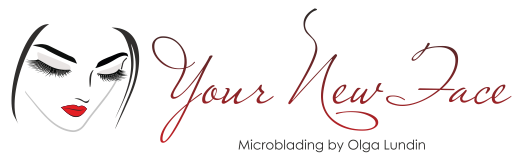 Your New Face - Microblading by Olga Lundin